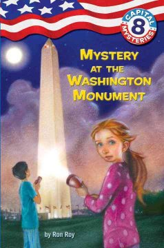 Mystery at the Washington Monument cover image