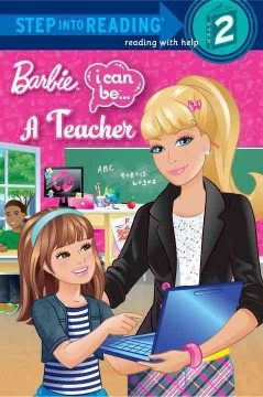 I can be-- a teacher cover image