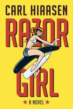 Razor girl cover image