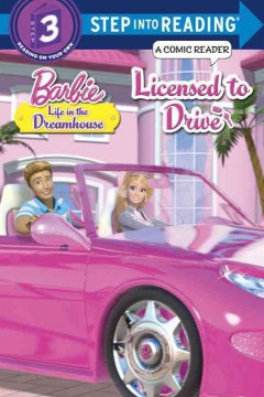 Licensed to drive : a comic reader cover image