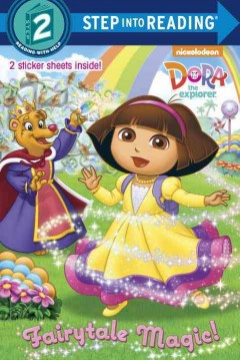Fairytale magic! cover image
