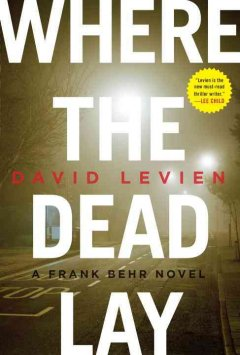 Where the dead lay cover image