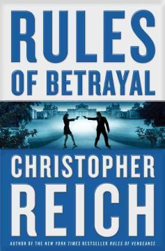 Rules of betrayal cover image