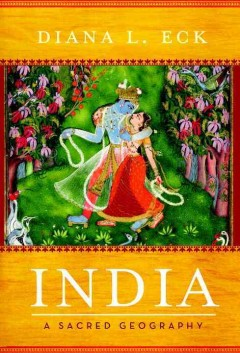 India : a sacred geography cover image