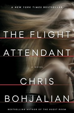 The flight attendant cover image
