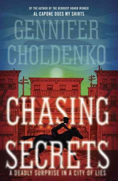 Chasing secrets cover image