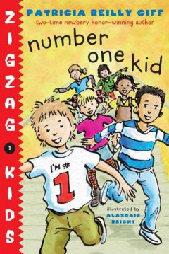 Number one kid cover image