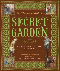 The annotated Secret garden cover image