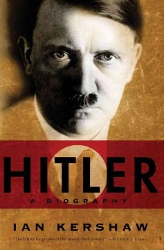 Hitler : a biography cover image