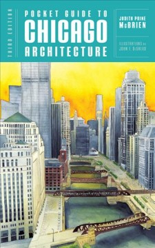 Pocket guide to Chicago architecture cover image