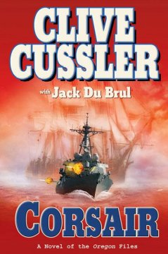 Corsair : a novel of the Oregon files cover image