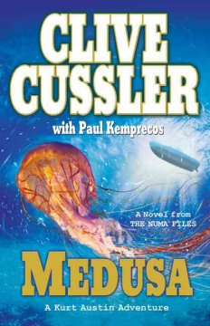 Medusa : a novel from the NUMA files cover image