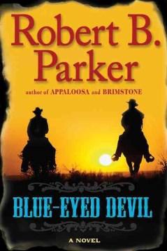 Blue-eyed devil cover image