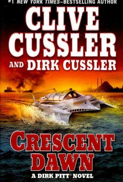 Crescent dawn cover image