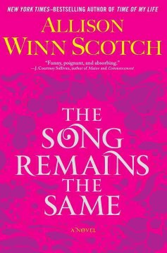 The song remains the same cover image