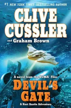 Devil's gate : a novel from the Numa files cover image