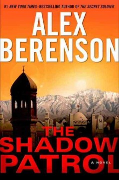 The shadow patrol cover image