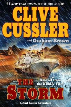 The storm : a novel from the NUMA files cover image