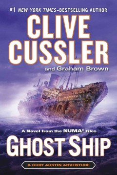 Ghost ship : a novel from the NUMA files cover image