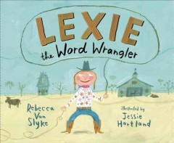 Lexie, the word wrangler cover image