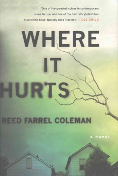 Where it hurts cover image
