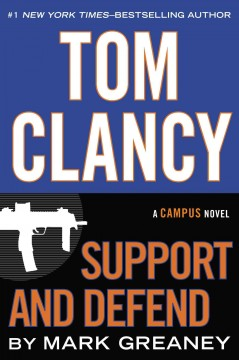 Support and defend : a Campus novel cover image