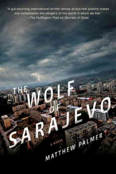 The wolf of Sarajevo cover image