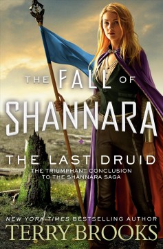 The Last Druid cover image