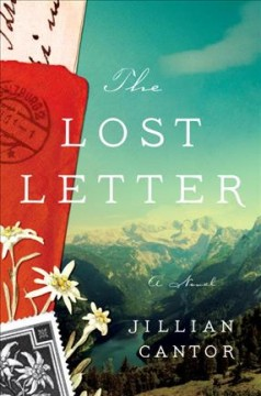 The lost letter cover image