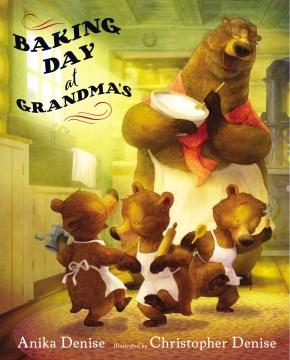 Baking day at Grandma's cover image