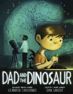 Dad and the dinosaur cover image