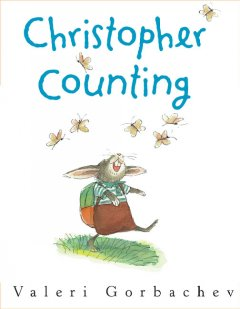 Christopher counting cover image