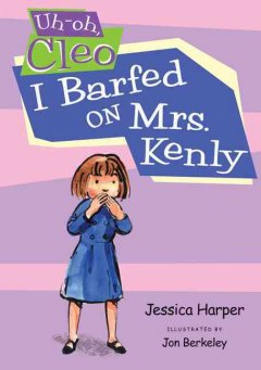 I barfed on Mrs. Kenly cover image
