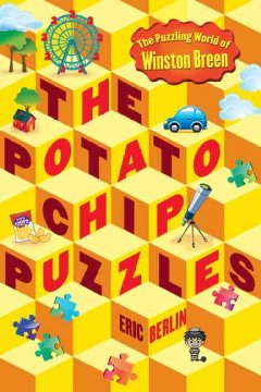 The potato chip puzzles cover image