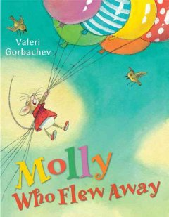 Molly who flew away cover image