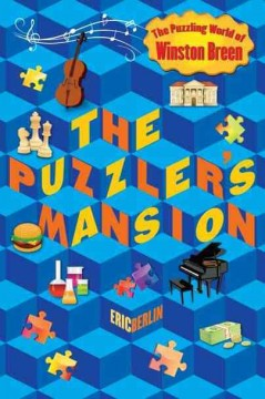 The puzzler's mansion cover image