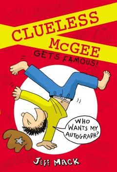 Clueless McGee gets famous cover image