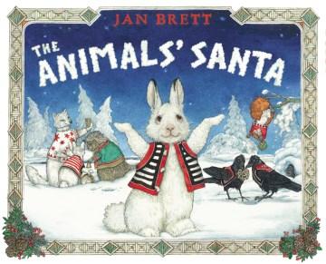 The animals' Santa cover image