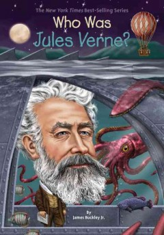 Who was Jules Verne? cover image