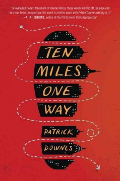 Ten miles one way cover image