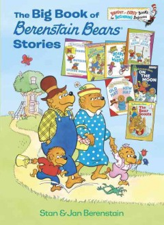 The big book of Berenstain bears stories cover image