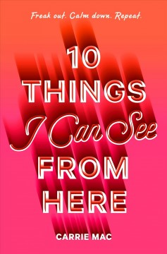10 things I can see from here cover image