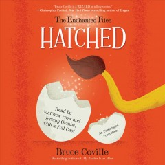 Hatched cover image