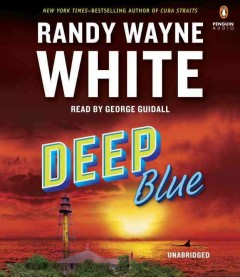 Deep blue cover image