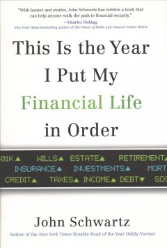 This is the year I put my financial life in order cover image