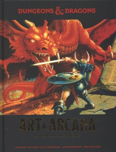 Dungeons & Dragons art & arcana : a visual history cover image