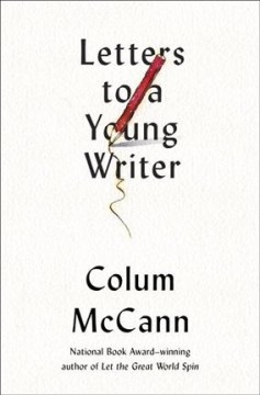 Letters to a young writer : some practical and philosophical advice cover image