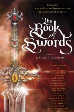 The book of swords cover image