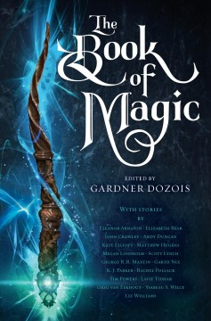 The book of magic cover image