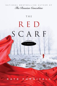 The red scarf cover image